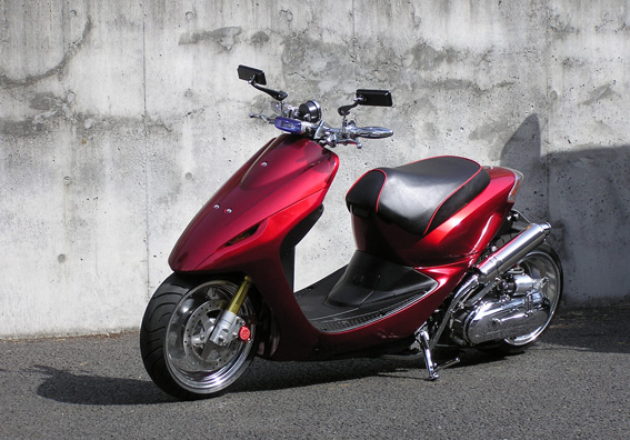 pin modified honda dio 2012 pictures on pinterest